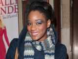 Rachel Adedeji attends the Gala Performance of Legally Blonde at The Savoy Theatre
