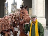 War Horse in Belgium