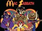 Meet the McDonald's Black Sabbath cover band
