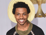 Raury attends the Premiere of Lionsgate's 'The Hunger Games: Mockingjay - Part 1' at Nokia Theatre L.A. Live