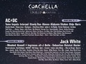 Find out who will play Coachella 2015 over two weekends in April.