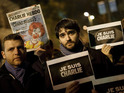 Google pledges nearly $300,000 to support the continuation of Charlie Hebdo.