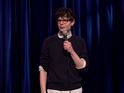 Simon Amstell is surprised that the Queen isn't often embarrassed.