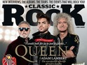 Queen + Adam Lambert cover the new issue of Classic Rock ahead of their UK tour dates.