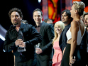 Robert Downey Jr and Grey's Anatomy are also among the winners this year.