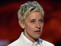 """I support you and I love you. Thank you for speaking up for gun control,"" Ellen DeGeneres tells the Trainwreck actress."