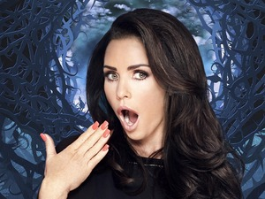 Katie Price on Celebrity Big Brother