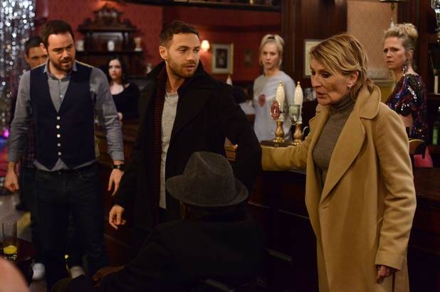 Shirley insists that Dean should leave