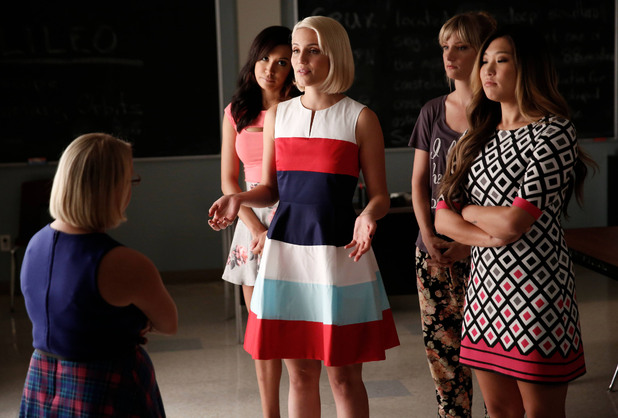 Fashion Photo Ruview Season 6 Episode 3 Glee Season Episode