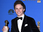 Redmayne wins Best Actor Golden Globe