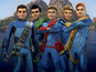 Thunderbirds: See new-look Tracy brothers