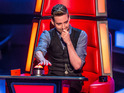 Ricky Wilson on The Voice UK