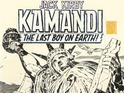 IDW unveils the deluxe edition of Kamandi: The Last Boy on Earth.