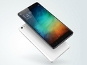 The Mi Note phablet will take on the iPhone 6 Plus and Samsung Galaxy Note 4.
