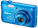 The Coolpix S3700 spearheads the range with WiFi and NFC connectivity.