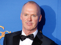 Michael Keaton wins at the 2015 Golden Globes