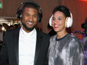 Usher is reportedly engaged to his girlfriend and long-term business partner.
