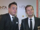 "Dec admits the pair ""didn't have a very nice time"" hosting the Brits in 2001."