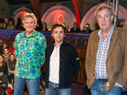 Review: Clarkson, May and Hammond are back again for more capers and crashes.