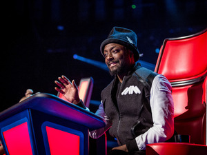 will.i.am on The Voice UK
