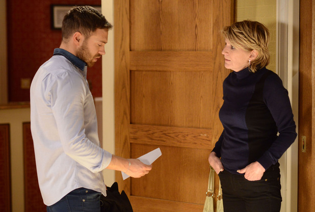 Shirley gives Dean a ticket and tells him to leave London immediately