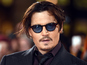 Johnny Depp reveals his comedy heroes