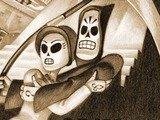 Grim Fandango Remastered key art