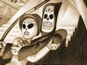 Grim Fandango Remastered key art