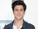Wizards of Waverly Place's David Henrie is starring in Reagan.
