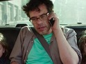 Jemaine Clement struggles to get his children to school on time in the clip.