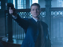 Ben McKenzie as Detective James Gordon in Gotham S01E12: 'What the Little Bird Told Him'