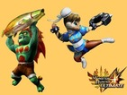 Monster Hunter 4 Ultimate adds Street Fighter-themed costumes
