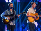 The Voice UK: The Mac Bros on falling over, girls and mash-ups