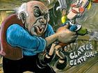 Martin Rowson's The Coalition Book takes Political Book of the Year prize