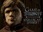 Watch our spoilercast of Telltale's Game of Thrones episode 1: Iron From Ice