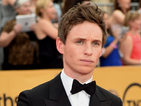 Eddie Redmayne wins another award for his role as Stephen Hawking in The Theory of Everything