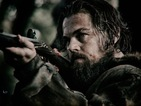 Leonardo DiCaprio roughs it up in first look images from The Revenant