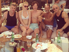 Benedict Cumberbatch, Judge Rinder and more in 6 bizarre holiday photos