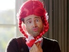 Watch David Tennant and Union J make their face funny for Comic Relief