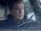 Pierce Brosnan pokes fun at himself in new Super Bowl ad
