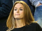 Kim Sears responds to swearing controversy with 'parental advisory' top