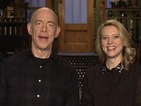 JK Simmons, Ghostbuster Kate McKinnon trade Super Bowl picks for SNL