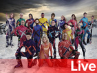 The Jump live blog: Celebrity winter sports show returns - as it happened