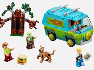 Scooby-Doo Lego
