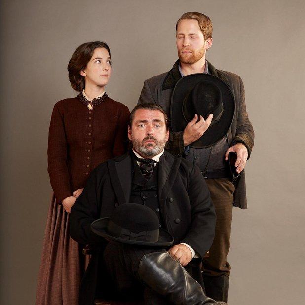 UKTV's Drama To Air US Series The Pinkertons