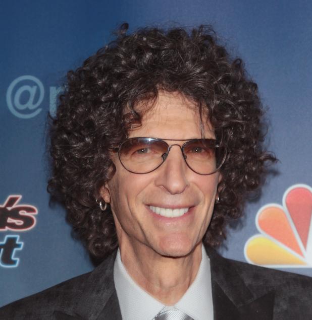 Caption:NEW YORK, NY - SEPTEMBER 17: Howard Stern attends 'America's Got - howard-stern