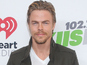 Derek Hough in shock DWTS return