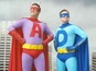 Ant & Dec are superheroes in Takeaway promo