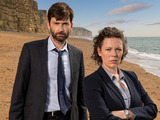 David Tennant & Olivia Colman in Broadchurch S02E04