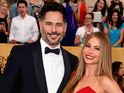 21st Annual Screen Actors Guild Awards: Joe Manganiello and Sofia Vergara